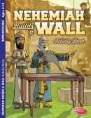 Nehemiah Builds a Wall Activity Book