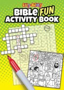 Itty Bitty: Bible Fun Activity Book