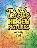 Bible Hidden Pictures Activity Book