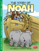 Story of Noah, The Colouring & Activity Book