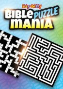 Itty Bitty: Bible Puzzle Mania Pack of 6