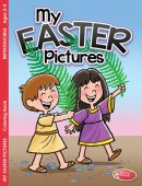 My Easter Pictures Colouring Book
