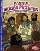 Easter Hidden Pictures Activity Book