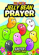 Itty Bitty: Jelly Bean Prayer Easter Activity Book