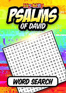 Itty Bitty: Psalms of David Word Search