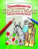 Countdown to Christmas Advent Activity Book