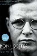 Bonhoeffer Jacketed Hardback Book