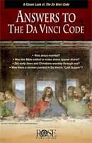 Answers To The Da Vinci Code