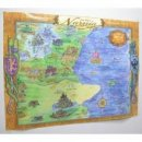 Rose Map of Narnia         20x26