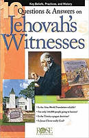 10 Q And A On Jehovahs Witnesses Pamphlet