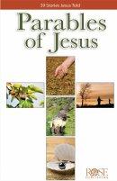 Parables Of Jesus Pamphlet