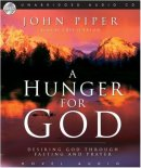 A Hunger For God Audio Book on CD