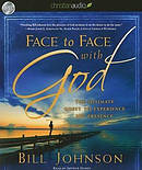 Face to Face with God Audio Book on CD