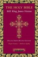 KJV 1611 Bible Deluxe Edition: Black Genuine Leather