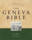 Geneva Bible : Genuine Leather