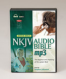 NKJV Audio Bible: Voice Only, MP3 CD