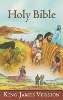 KJV Children's Bible: Hardback