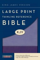 Large Print Thinline Reference Bible
