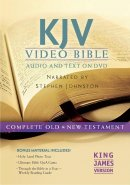 KJV Bible On DVD Narrated By Stephen Johnston