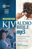 Audio Bible Voice Only