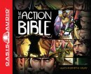 The Action Bible Audio Book on CD