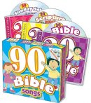 90 Bible Songs 3 Audio CDs