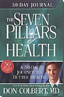 Seven Pillars Of Health 50 Day Journal P