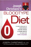 Joseph Christianos Bloodtype Diet O