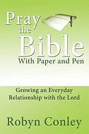 PRAY THE BIBLE with Paper and Pen