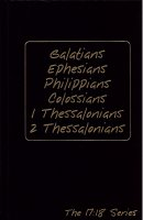 Galatians, Ephesians, Philippians, Colossians, 1&2 Thessalonians Journible