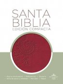 Santa Biblia Compacta-RVR 1960 Cranberry Imitation Leather