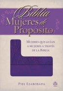 Rvr 1960 Biblia Mujeres de Proposito