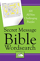 Secret Message Bible Wordsearch