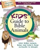 Kids Guide To Bible Animals Pb