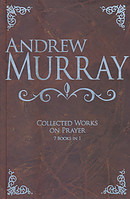 Andrew Murray: Collected Works On Prayer Cloth Book