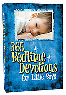 365 Bedtime Devotions For Little Boys