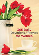 365 Daily Devotions & Prayers For Women