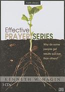 Audio CD-Effective Prayer Series (3 CD)
