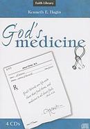 Audio CD-God's Medicine (4 CD)