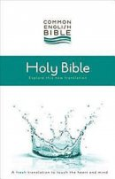 CEB Common English Bible Paperback