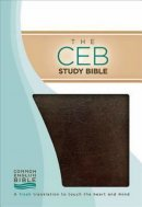 CEB Common English Study Bible Bonded Leather
