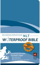 NLT Waterproof Blue New Tesatament Psalms Proverbs