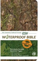 ESV Waterproof New Testament: Camouflage, Paperback