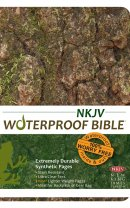 NKJV Waterproof Bible Camo