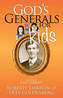 God's Generals For Kids Volume 5: Evan Roberts Paperback Book