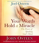 Audiobook-Audio CD-Your Words Hold A Miracle
