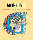 Words of Faith Through Colour and Sound Book & CD