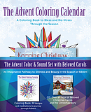 Advent Color and Sound Set with Beloved Carols [With CD (Audio)]