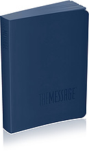 The Message Bible Compact Leather-look edition