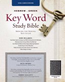 KJV Hebrew-Greek Key Word Study Bible, The